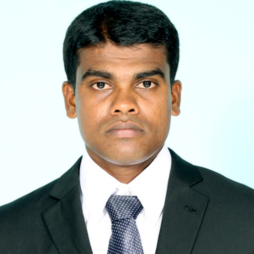 Mr.V.Anojan : Lecturer (Probationary)